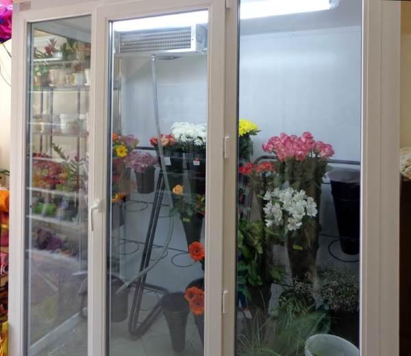 Сплит система для цветов