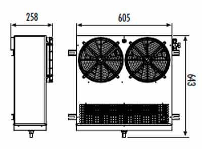 Сплит-система Rivacold WSH 060 Z001